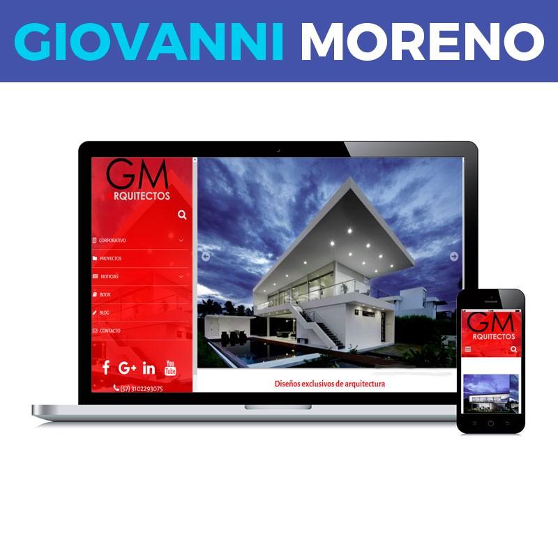 Giovanni Moreno Arquitectos