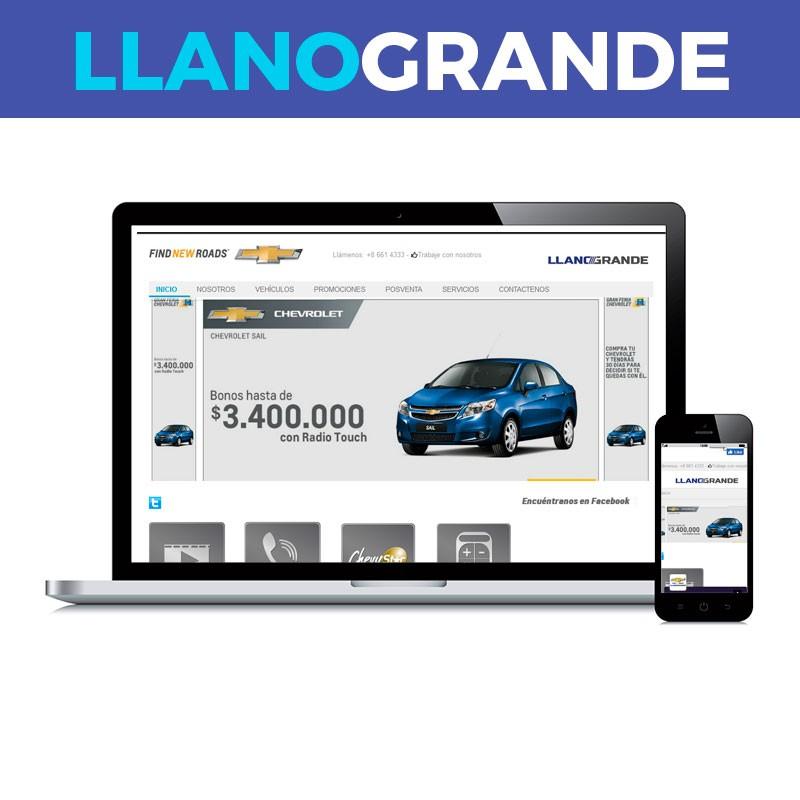 Llanogrande Chevrolet